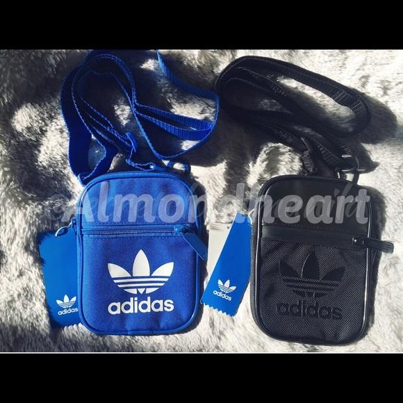 45a63ec46b Rare Adidas Festival Crossbody Bag.
